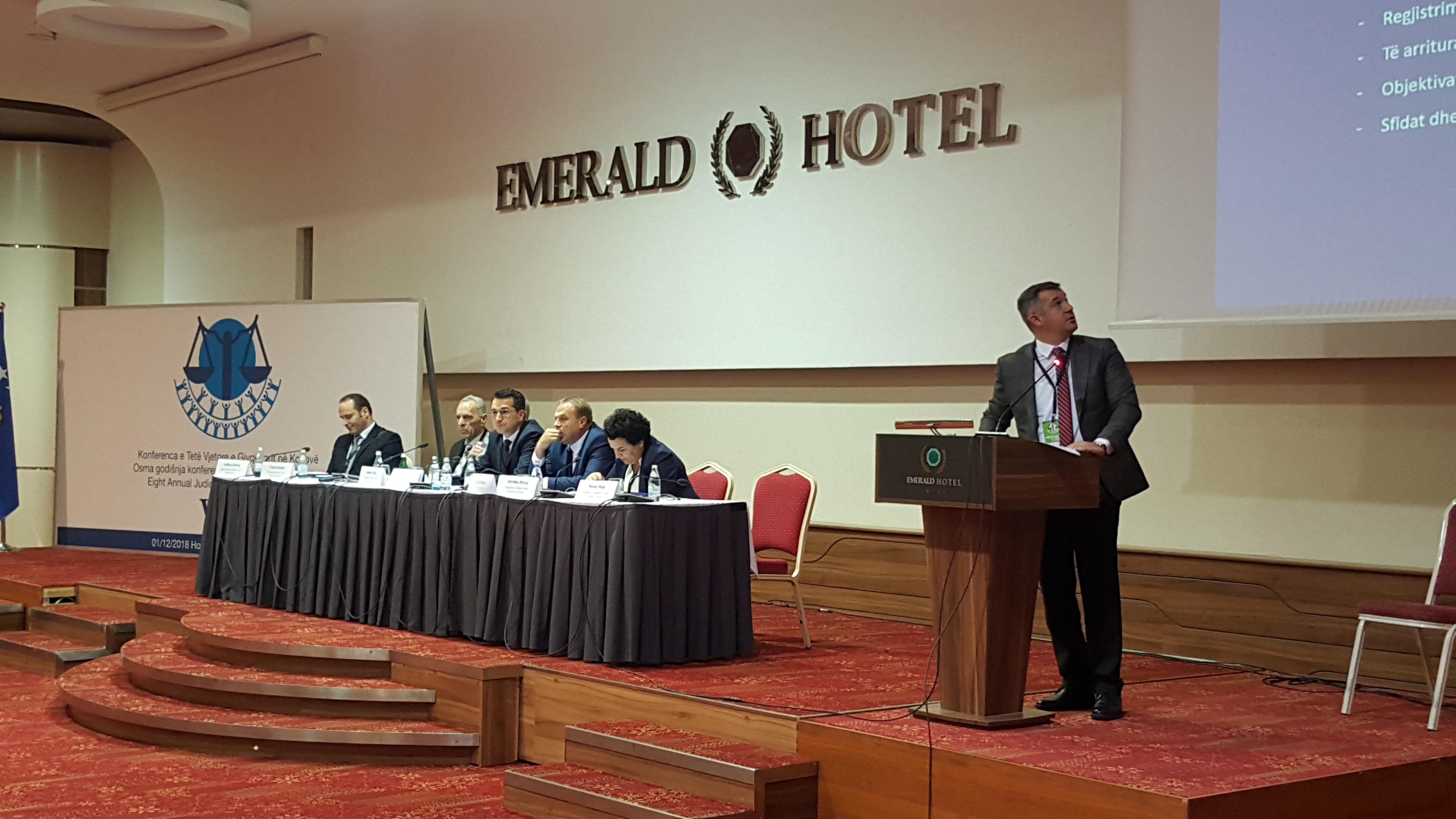 Mbahet konferenca vjetore e gjyqtarëve