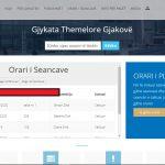 Abonohu në ueb faqen e Gjykatës Themelore në Gjakovë