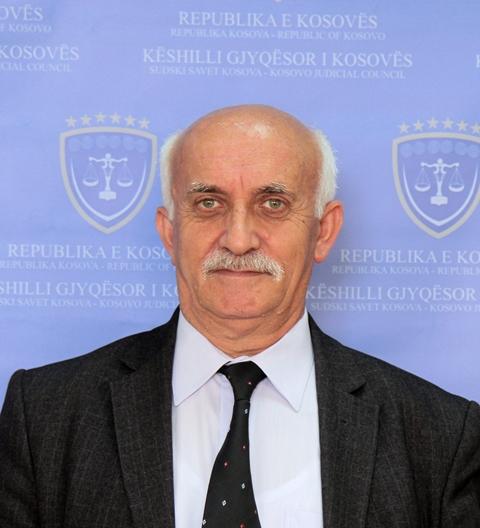 Gjyqtari Jonuz Bugari, ka arritur moshën e pensionimit